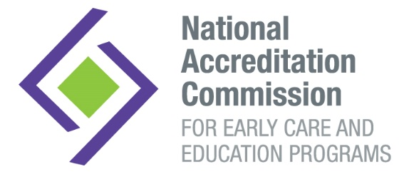 National Accreditation Commission logo
